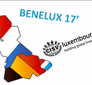 BeNeLux-weekend 2017 - the story